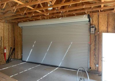 Commercial Garage Door Install – Carmichael, CA