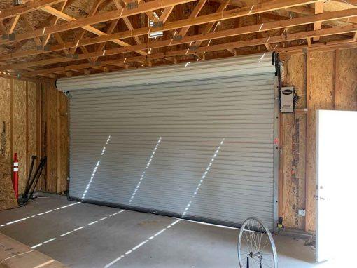 Commercial Garage Door Install – Carmichael, CA