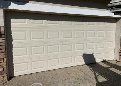 New Garage Door Install – Elk Grove, CA