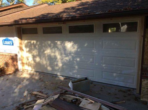 Garage Door Off the Track Repair – Fair Oaks, CA