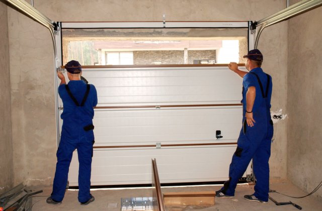 Why You Should Never DIY Garage Door Installation