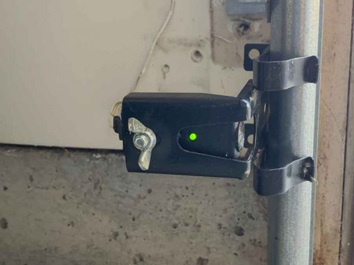 Garage Door Safety Sensor Replacement – Rocklin, CA