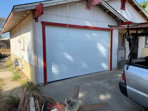 New Garage Door Installation – Overhurst, CA