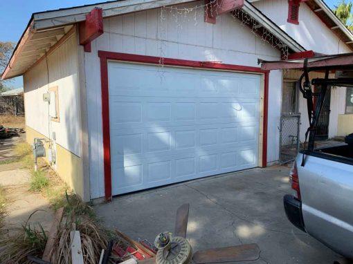 New Garage Door Installation – Overhurst, CA