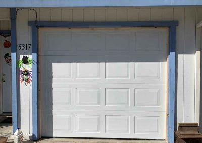 New Garage Door Replacement – North Highlands, CA