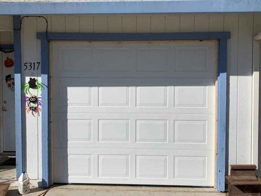 New Garage Door Replacement – North Highlands, CA