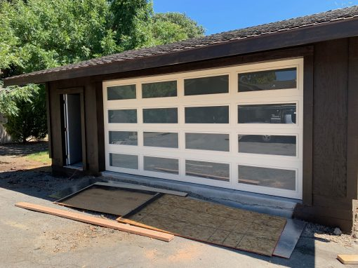 Clopay Modern Steel Garage Door – West Sacramento, CA