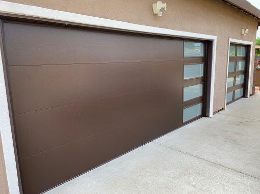 Clopay Modern Steel Garage Door Install – Elk Grove, CA
