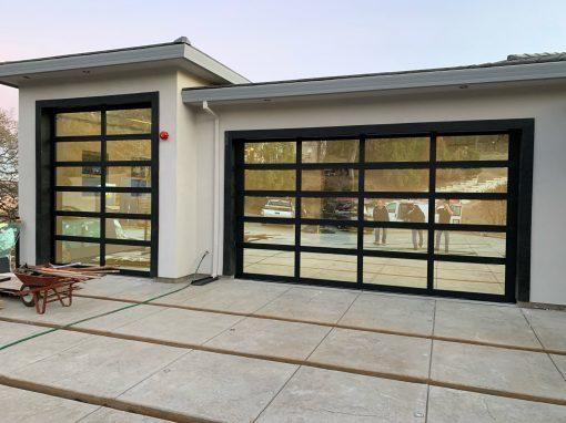 Clopay Avante Aluminum Garage Doors – El Dorado Hills, CA